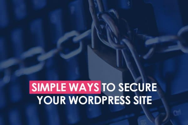 Singapore best web design secure your wordpress site blog post