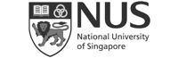 Singapore best web design clientele logo nus