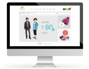 sbwd - E-commerce web design