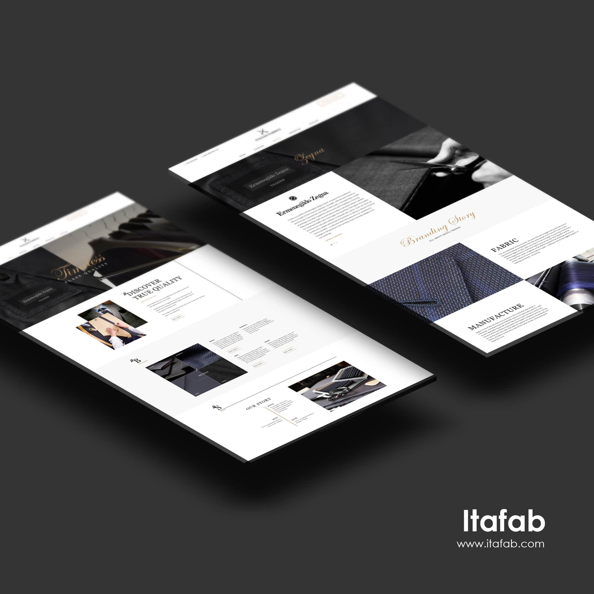 Singapore best web design itafab web design