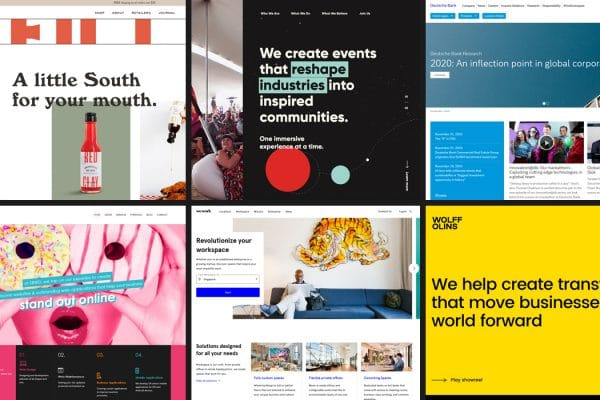 Best Corporate Website Designs – why SBWD likes them.